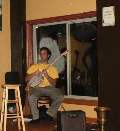 Banjo Lessons in Davis, CA